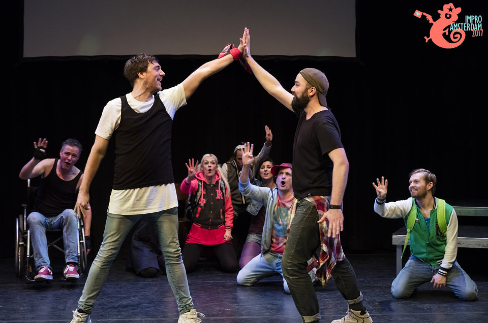 IMPRO Amsterdam 2017: Final Day